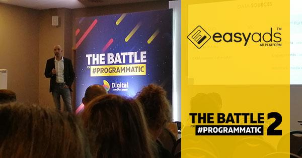 Впечатления от конференцията Battle for Programmatic 2